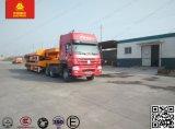 Cabeça do reboque do caminhão do trator de Sinotruk HOWO 6X4 com o motor 420HP