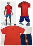 ワールドカップジャージー、使用できる2018年のタイの品質のフットボールのジャージーのサッカージャージー