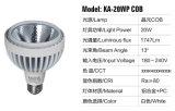 宝石類の照明20WランプのコップPAR30 LEDの泡