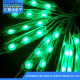 5050 Módulo de inyección de LED de la publicidad de la luz de los signos del bastidor