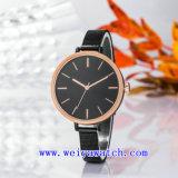 Kundenspezifische Namensuhr-Geschäfts-Armbanduhren (WY-17026D)