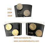지면 분쇄기를 위한 HTC 다이아몬드 세그먼트 가는 디스크
