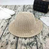 Laine personnalisée de l'hiver Hat Beanie Hat de godet