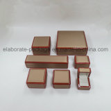 大きい品質の贅沢の包装の宝石箱の木のギフト用の箱