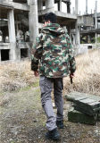 Revestimento ao ar livre dos homens táticos do revestimento da caça de Softshell