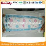 工場価格OEMはブランドアフリカの使い捨て可能な魔法テープ赤ん坊のおむつを所有する