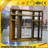 Aluminium en aluminium Windows d'enduit de poudre de constructeur de profil