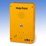 보청기 전화 Sos 도움 전화 Knzd-39 전화 IP65