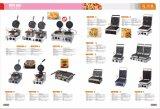 Doppelter Hauptimbiss-Serien-Waffel-Bäcker-Maschinen-Waffel-Hersteller