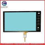 """"""" kapazitiver 9.0 Touch Screen mit Glasdeckel-Objektiv und Fühler-Kondensator"""
