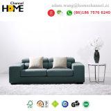 Inicio mobiliario moderno salón sofá de tela (HC-R562)