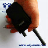 Câmera do espião do GPS e jammer sem fio do detetor do erro