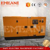 Звукоизоляционный тепловозный генератор 20kw с двигателем Deutz и Стэнфорд Alternater
