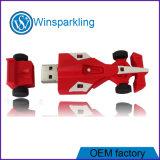 Camion USB de lecteur flash USB de PVC de modèle de mode