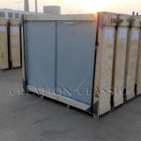 3-8mm 명확한 장식무늬가 든 유리 제품 빌딩 Glass+Ce+ISO9001
