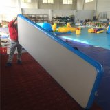 De inicio personalizada inflables usados gimnasia Tumbling Mat