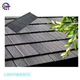 지붕널 유형 건축재료 돌 입히는 강철 기와