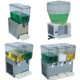 Distribuidor frio/quente de Mkk do suco (estilo do pulverizador)