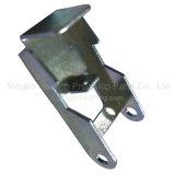 Peça de metal da folha da precisão do OEM do suporte do metal de SPCC