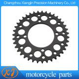 Liga de Alumínio CNC Motociclo Sujeira Bike Pit Bike as Rodas Dentadas da Corrente