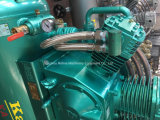 KA-5.5 4kw 116psi 18.4CFM AC 공기 압축기 헤드