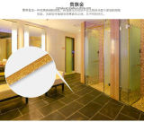 L'alta malta liquida delle mattonelle di ceramica dell'epossiresina di legame che pulisce il più bene per la pulizia apre l'adesivo, produzione del silicone