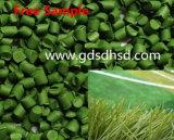 Strato/pistone/pattini di Masterbatch EVA di verde del pigmento di 15%