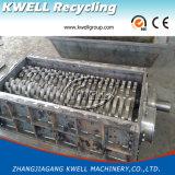 Desfibradora pesada del eje del doble de la serie de la eficacia alta/desfibradora/granulador plásticos