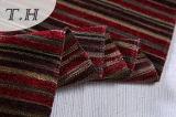 Tejido banda de tejido chenilla tejido de viscosa de sofá y sillón