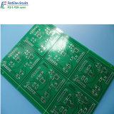 Mehrschichtige gedrucktes Leiterplatte 4 Schicht gedruckte Schaltkarte Fr-4 Tg170 angewendet im Netz-Schalter