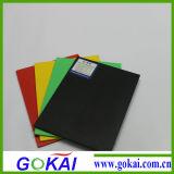 Panneau de mousse de PVC de matériaux de construction avec la surface très enseignée