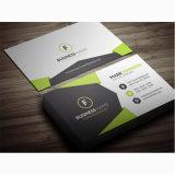 Venda a quente a alta velocidade de corte automático de papel cartão de visitas