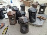 Granit naturel/Marbre Memorial/pierre tombale/objet tombstone/pierre tombale/Monument Vase pour funérailles/Vase de fleurs accessoires de cimetière
