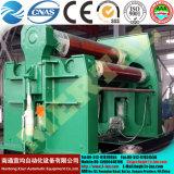 precio de fábrica de la placa de cuatro rodillos máquina laminadora, cono Máquina laminadora