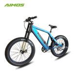 Bicicletta elettrica della bici del freno poco costoso elettrico di Hydralic con la visualizzazione dell'affissione a cristalli liquidi del USB