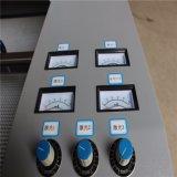 三倍は織物の切断(JM-1590-3T)のために先頭に立つレーザーの打抜き機の
