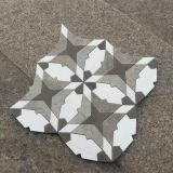 Moderne Art-Wasserstrahlmosaik-Fliese für Bauvorhaben