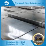 Chapa de aço inoxidável do revestimento 2b de ASTM 410 para a decoração
