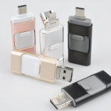 [Kingmaster] (fábrica) Apple USB|iPhone Pen Drive está|Unidade Flash USB