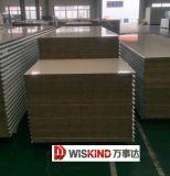 El alto panel de emparedado del material de construcción de la hoja de acero de Ridge EPS