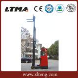 Ltmaの高品質1.5tの販売のための電気範囲のスタッカー
