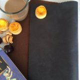 Commerce de gros Micro capot de tissu imitation daim synthétique