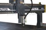 Ele 1530 Jinan blauer Elefant CNC-hölzerne schnitzende Maschine, hölzerne Maschinerie CNC-3D für Tür, Gitarren-Herstellung