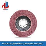 Aluminiumoxyd-Abdeckstreifen-Platten-abschleifende Hilfsmittel für das hölzerne Reiben