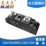 De Gelijkrichter van de Capsule van Skkd 55A 1600V van de Module van de diode