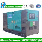 Xichai 중국 엔진을%s 가진 64kw/80kVA 발전기 세트는 Ce/ISO에 의하여 승인했다