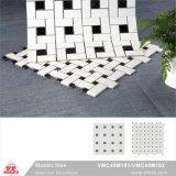 Material de construção de mosaico mosaico cerâmico (VMC7M102, 267x267mm+60X60X6mm/25X25X6mm)