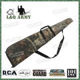 Pistola de tácticas de camuflaje de hojas Rifle Case bolso con correa de transporte