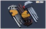 Conjunto de herramientas de mano Juego de llaves Trox