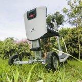 Самокат удобоподвижности белого напольного отдыха Transformable складной электрический